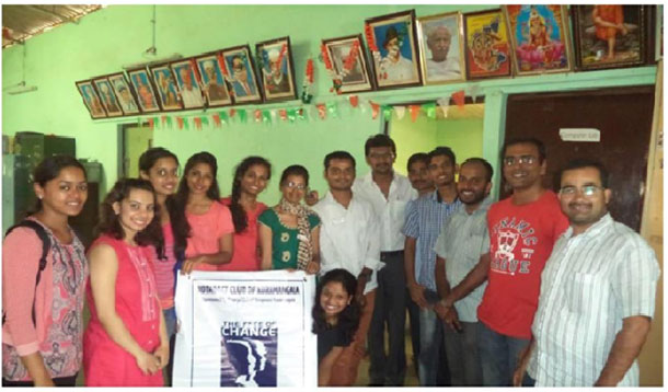 Rotaract Koramangala Bengaluru Teachers Day Celebration