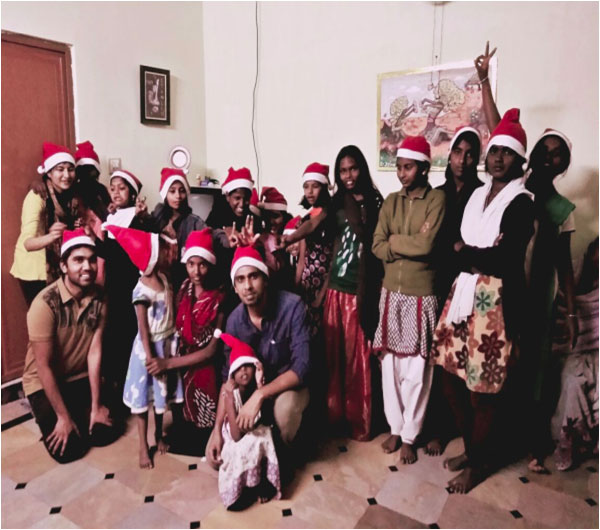 Rotaract Koramangala Bengaluru Memories of Christmas
