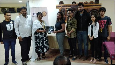 Rotaract Koramangala Bengaluru RaCK Review with Rotary