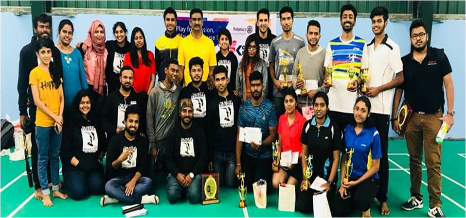 Rotaract Koramangala Bengaluru GAME POINT V3.0