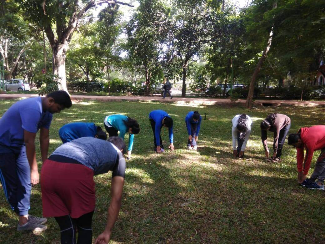 Rotaract Koramangala Bengaluru Club Service || Fit start